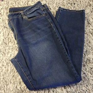 Womens Buffalo David Bitton Skinny Jeans
